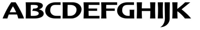 Logotypia Pro Font UPPERCASE