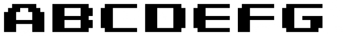 Lomo Copy Std Black Font UPPERCASE
