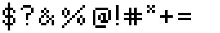 Lomo Copy Std Lite Font OTHER CHARS