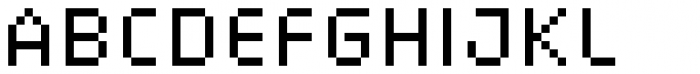 Lomo Copy Std Lite Font UPPERCASE
