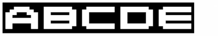 Lomo Wall Strip Std 100 Font UPPERCASE