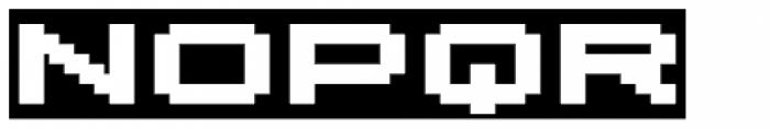 Lomo Wall Strip Std 100 Font LOWERCASE