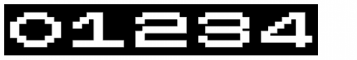 Lomo Wall Strip Std 50 Font OTHER CHARS