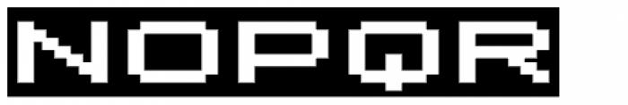Lomo Wall Strip Std 50 Font LOWERCASE