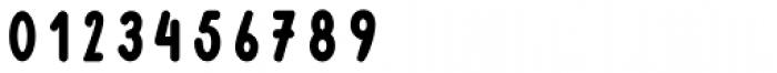 Loncherita Fill Font OTHER CHARS