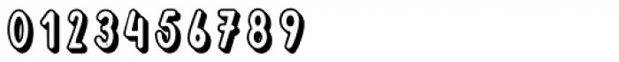 Loncherita Shadow 1 Font OTHER CHARS