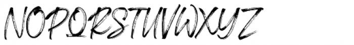 Londoner Regular Font UPPERCASE