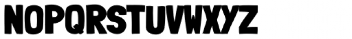 Londrina Black Font UPPERCASE