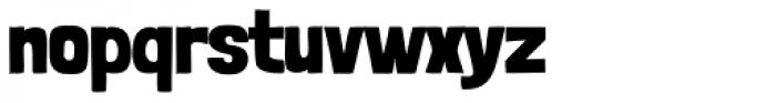 Londrina Black Font LOWERCASE