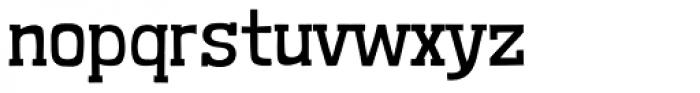 Londrina Book Serif Regular Font LOWERCASE