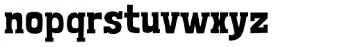 Londrina Solid Serif Regular Font LOWERCASE