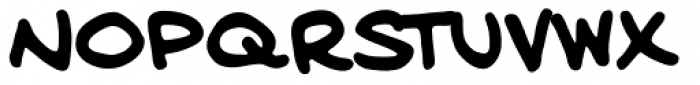 Longbox BB Bold Font UPPERCASE
