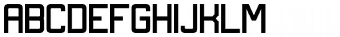 Longhorn Sans Font UPPERCASE