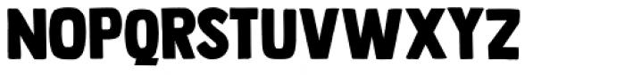 Longreach Font UPPERCASE