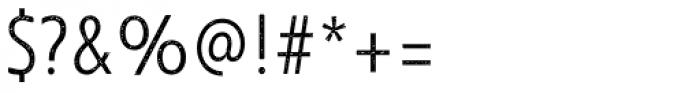 Look Sans Jean Light Font OTHER CHARS