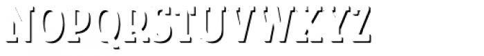 Look Serif Accent Regular Font LOWERCASE