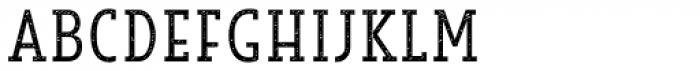 Look Serif Jean Light Font LOWERCASE
