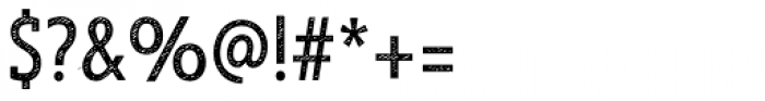 Look Serif Jean Regular Font OTHER CHARS