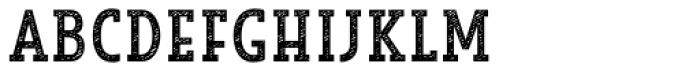 Look Serif Jean Regular Font LOWERCASE