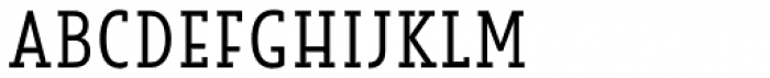 Look Serif Light Font LOWERCASE