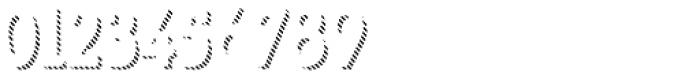 Look Serif Line Regular Font OTHER CHARS