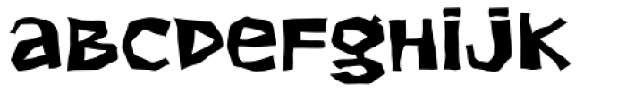 Lord Rat AOE Font LOWERCASE