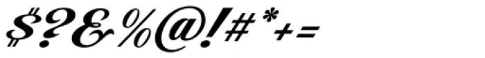 Lorette Regular Font OTHER CHARS