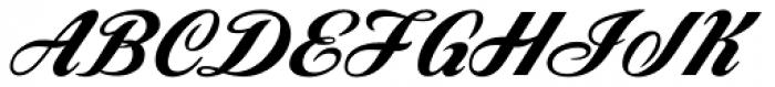 Lorette Regular Font UPPERCASE