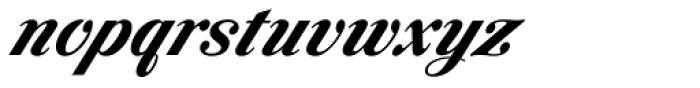 Lorette Regular Font LOWERCASE