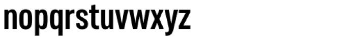 Lorimer No 2 Condensed SemiBold Font LOWERCASE