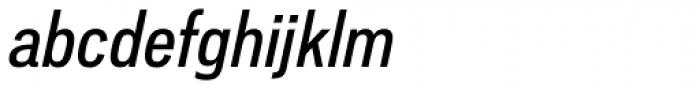 Lorimer No 2 Medium Italic Font LOWERCASE