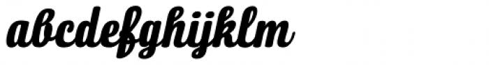 Lorna Bold Italic Font LOWERCASE