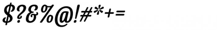 Lorna Italic Font OTHER CHARS