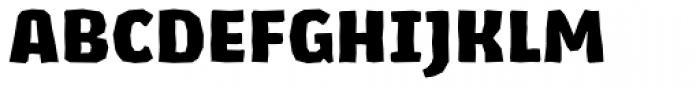 Los Lana Niu Small Caps Black Font LOWERCASE