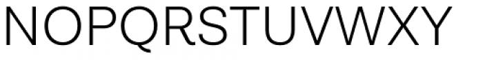 Lota Grotesque Alt 1 Light Font UPPERCASE