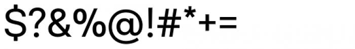 Lota Grotesque Alt 3 Regular Font OTHER CHARS