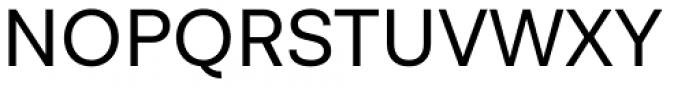 Lota Grotesque Alt 3 Regular Font UPPERCASE