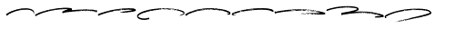 Lottekas Brush Swash Font UPPERCASE