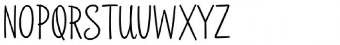 Louisette Font UPPERCASE