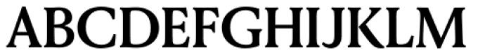 Louize Bold Font UPPERCASE