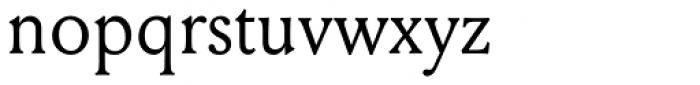 Louize Font LOWERCASE