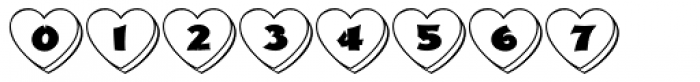 Love Notes JNL Font OTHER CHARS