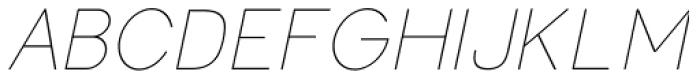 Love Supreme Italic Font UPPERCASE