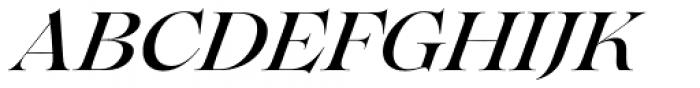 Lovelace Script Medium Font UPPERCASE