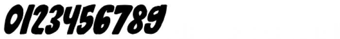Lovely Scream Queens Italic Font OTHER CHARS