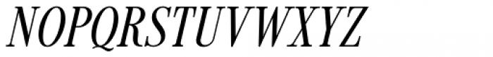 Loverica Bold Italic Font UPPERCASE