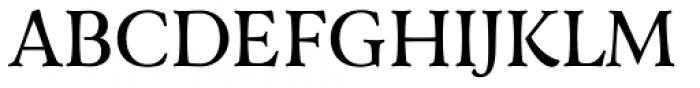 Lovingly Friends Serif Regular Font UPPERCASE