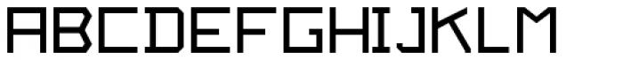 Loyolliams Thin Font UPPERCASE
