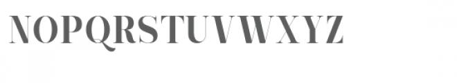 Lourena Font UPPERCASE