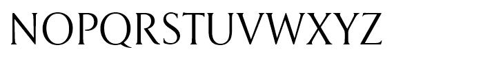 lp Saturnia Font UPPERCASE